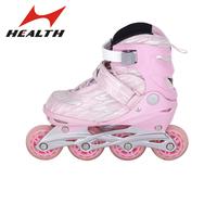 adult child adjustable skates ofdynamism skeeler inline skating