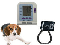 Veterinary Digital Blood Pressure Monitor, Vet BP Monitor with Oxygen Probe, Contec 08C, Free shipping