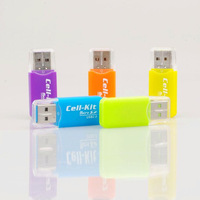 Cool 3 multifunctional card reader micro card reader high speed sd mobile phone ram card 1 1