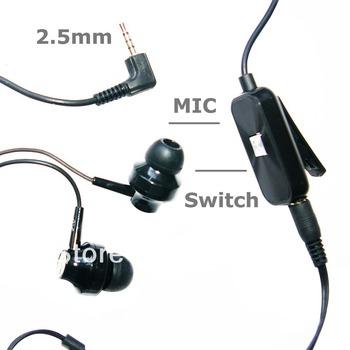 Stereo Mega Bass Music Earphone Headset Headphone For Motorola Mobile Phone A1200 A1200e A1208 A1210