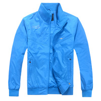 Commercial 2013 male spring and autumn new arrival men's clothing jacket fashionable casual stand collar slim outerwear
