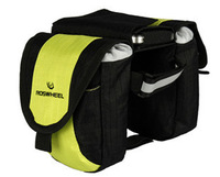 ROSWHEEL Bicycle bike Front tube Trame Bag for IPhone 4 iphone 4S HTC Tools pannier bags for bicycles bike cycle bag phone Green