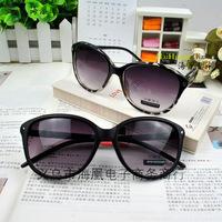 Hot saleHuang Hai new favorite star big sunglasses fashion sunglasses big box sunglasses glasses Ms. Toadfreeshipping