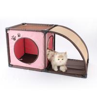 2014 new Nytex cat litter belt cat scratch board cat cage pet nest