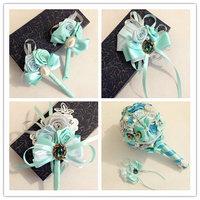 Handmade wedding bouquet corsage bride and groom wedding corsage pregnantwith corsage brooch
