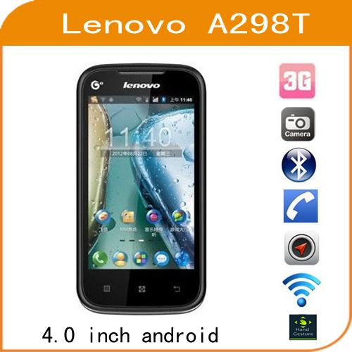 The-new-lenovo-lenovo-a298t-1g-mobile-processor-4-0-screen-3g-phone