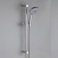 Copper hand shower head  lift eadily shower holder shower rod lift rack,whitout shower
