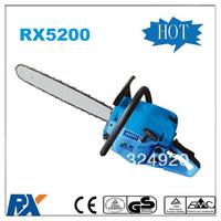 Hot cheap style 5200 chainsaw 52CC