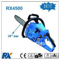 High quality cheap chainsaw 45CC