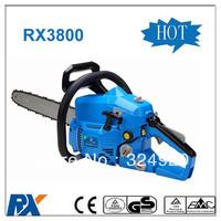 38cc 2-Stroke garden tools chainsaw 3800