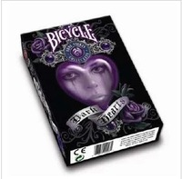 Bicycle Anne Stokes V2,Bicycle Playing Cards,Card Magic props suit,free shipping magic tricks