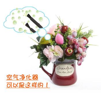 Fairy air purifier aerobic bonsai smoke dust collector formaldehyde negative ion oxygen bar ytc041f