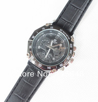 Free Shipping famous Men's casual Watch PU Top Branded Quartz Movement Wrist Warches 2013 promotion items free shipping