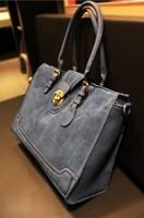 2013 women's handbag fashion vintage leather bag portable bag messenger bag