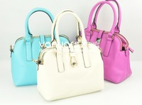 Vintage women's handbag fashion neon color p new arrival bag handbag messenger bag