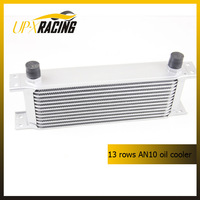 13 ROW AN10 universal aluminum engine tranmission racing oil cooler