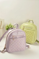 Spring and summer 2013 female bags handmade rivet bag classic ice cream backpack bag