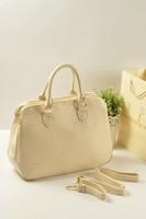 2013 women's handbag knitted brief women's handbag shoulder bag handbag