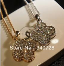 wholesale clover pendant