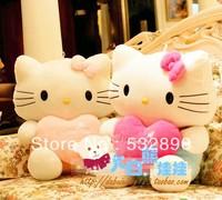35cm hELLO Kitty HT Cat stuffed toys legal copy  Wedding birthday gift 2013 wedding gifts PlushToy