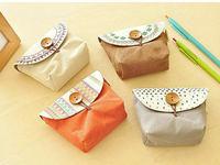 J32-051  New Scotland style series coin bag ,coin purses,coin wallet, key bag 2013, Wholesale