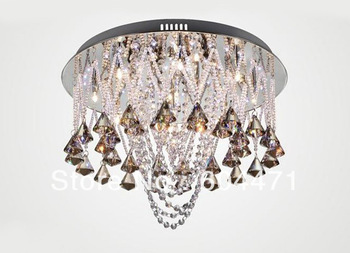 Hot selling LED crystal ceiling lamp aslo for wholesale