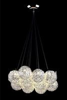 10 lights LED aluminium pendant lighting aslo for wholesale
