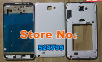 Original Full Housing Case Cover Parts For Samsung Galaxy Note N7000 i9220 Black color and White color