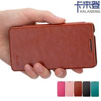 Free shipping ! Original Kalaideng England series leather case for Huawei U9508