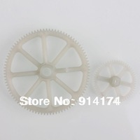 wl toys v912 2.4G 4 channels R/C helicopter spare parts kits  replacement parts V912-03  main gear  free shipping