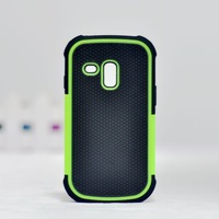 Dropship Basketball skin Silicon plastic protector 100pcs case+100pcs Protective film(Package)for samsung galaxy s3 mini i8190