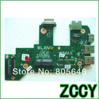 DA0R03PI6D1 FOR Dell Inspiron 17R (N7110) VGA / USB / Wimax /Wireless Card IO Circuit Board- CY4GM