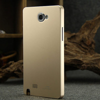 Luxury Brand Original Ultra-thin All Metal Aluminum Case Cover For Samsung Galaxy Note 2 II N7100 Metal cover Free Shipping