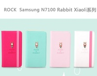 Free shipping Rock  for SAMSUNG   i9500 mobile phone case s4 9502 959 rabbit phone case small holsteins 9500 protective case