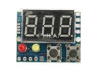 "10 Pcs/Lot DC-DC 20V Upper And Lower Limit Alarm 0.36"" Digital Voltmeter Voltage Tester Meter free shinpping"