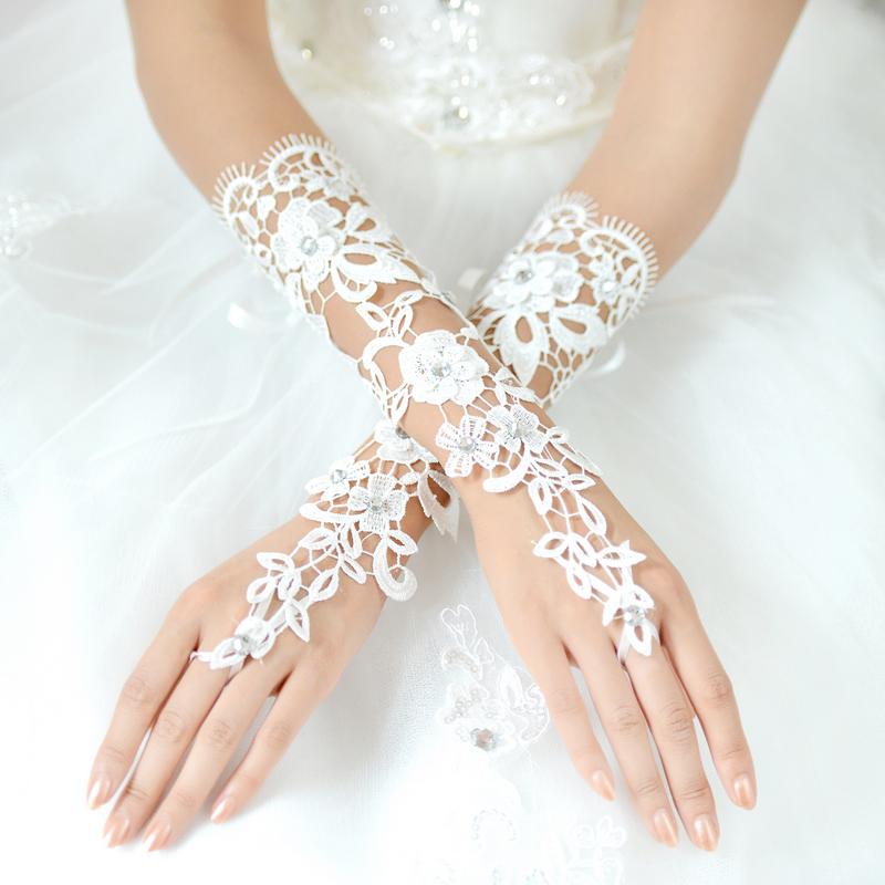 Невесты перчатки невесты