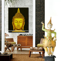 Beautiful paintings Hand painting oil painting entranceway No Frames mural buddha 9