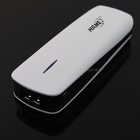HAME MPR-A1 Wireless 150Mbps Wi-Fi 3G Router with External 1800mAh Power Bank (Black)