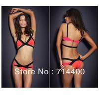 Women Sexy Bandage dress Bikini Monokini Beachwear bikini swimwear #3002 XS S M L