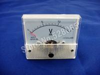 Class 2.5 Accuracy DC 0-15V Range Analog Voltage Panel Meter Voltmeter