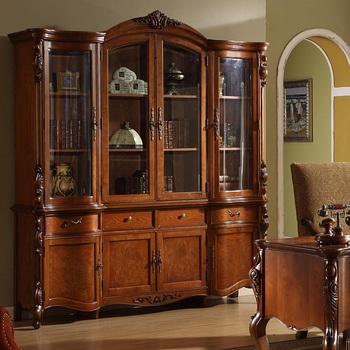 Art furniture odin carved bookcase cabinet bookcase fashion bookcase a2008