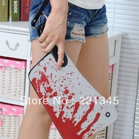 2013!!HOT!!Kitchen knife bag coin purse clutch mobile phone bag