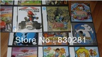 2013 brand new 64GB video games Card with 587 different games in one Mario for Nintendo 3DS/DS/DSi/XL v01-587 free shipping 1