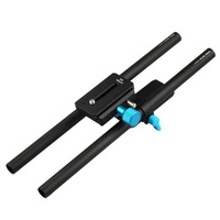 FOTGA DP3000 QR DSLR rail 15mm rod plate support f follow focus mattebox 5D2 5D3