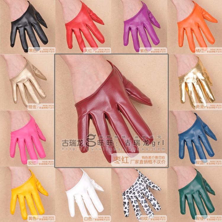 Как сделать перчатки к платью 33