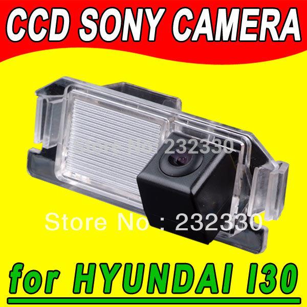 auto kamera For Sony CCD Hyundai I30 Kia Soul Kia Ceed Pohens Coupe Tiburon Car rear view back up reverse parking Camera(China (Mainland))