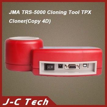 New-Arrival in May TRS5000 Auto Key Programmer High Quality JMA TRS-5000 Cloning Machine+TPX Cloner COPY4D With Free Shipping
