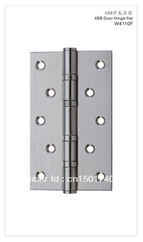 Door Hinge W4110F-4x3x3-4BB-P2, 4BB, Stainless Steel 304, Satin Stainless Steel,All Kinds of Doors,Security and Durable