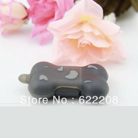 Free Shipping (10pieces/lot)Wholesale New Cool Spotted Bone Creative USB stick/memory/USB/Thumb drive /gift2GB 4GB,8GB,16GB,32GB