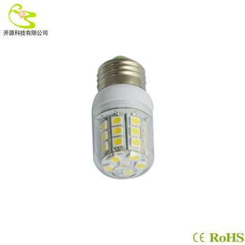 Free shipping G4 3W Led Chandelier light SMD 5050 220V  Led corn Bulb 3W led car light